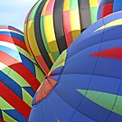 Hot Air Balloons by Karl R. Martin