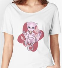 Mew and Berry Women's Relaxed Fit T-Shirt