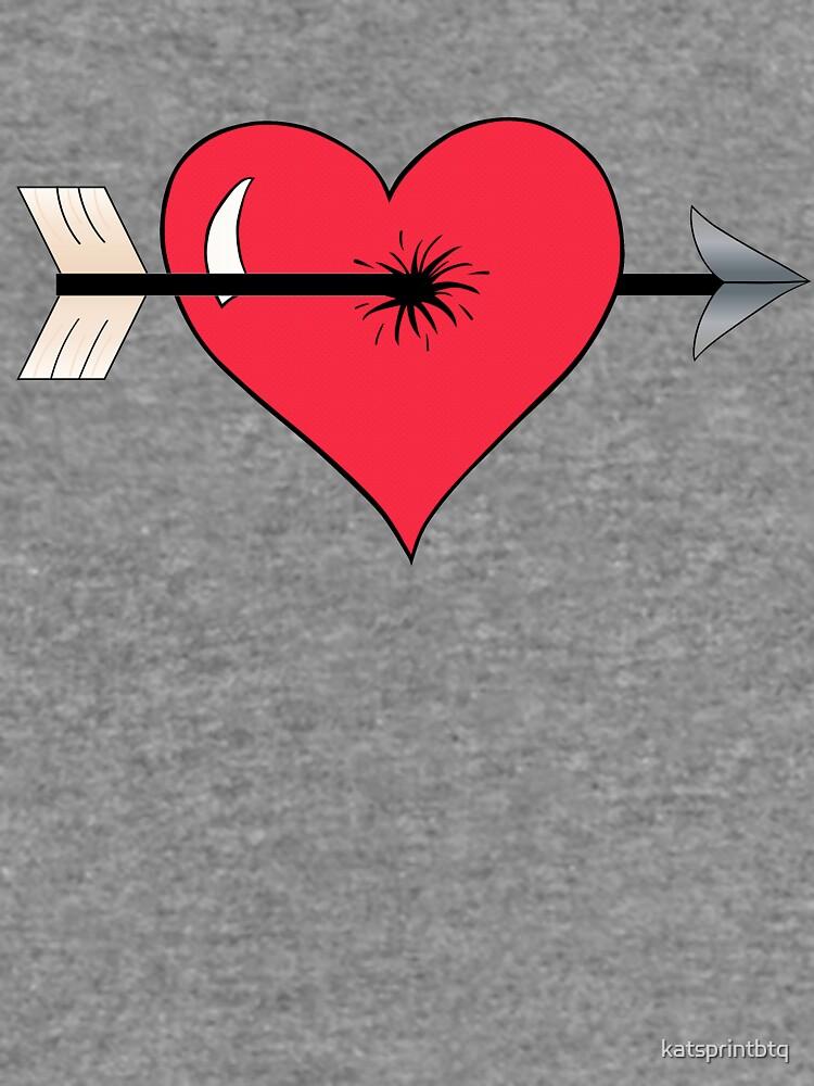 Struck by Cupid's Arrow by katsprintbtq