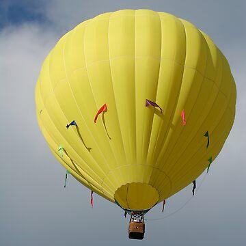 Hot Air Balloon by SirEagle