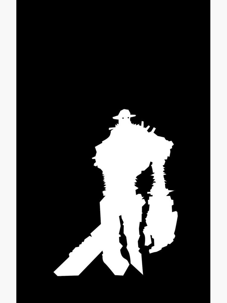 Sombra del coloso Gaius - Blanco de Brandor