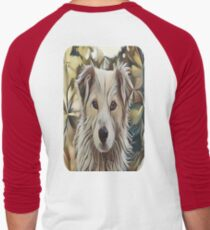 The Catahoula Leopard Dog  Men's Baseball ¾ T-Shirt