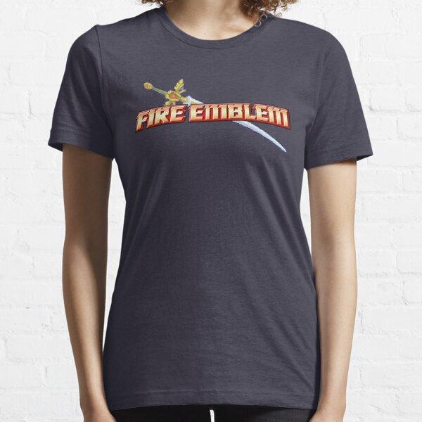 Fire Emblem (GBA) Title Screen Ver 2.0 Essential T-Shirt