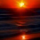 San Diego Sunset by Tammy  (Robison)Espino