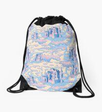 Cloud Castle Drawstring Bag
