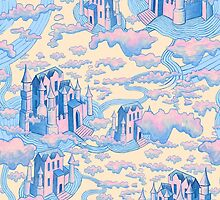 Cloud Castle by lmbeckman