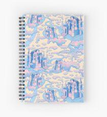 Cloud Castle Spiral Notebook