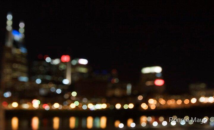 Nashville Nights by Ronnie Mayo