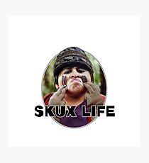 Skux Life Ricky Photographic Print