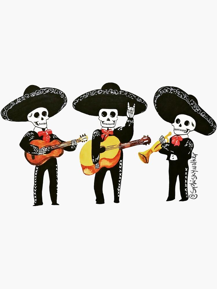 Mariachi Trio by sophiskywalker