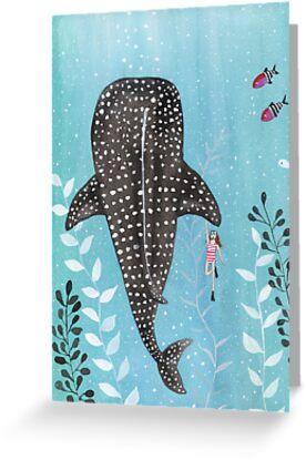 Walhai! von Tina van Dijk
