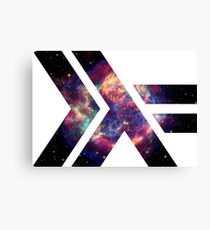 Haskell Cosmos Canvas Print