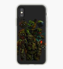 Five Nights at Freddy's 3: It's All in Your Mind iPhone Case
