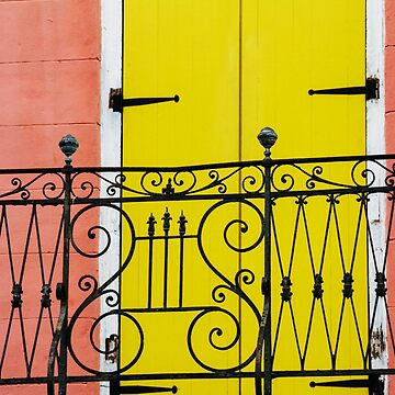 Pink and Yellow House by riotjane