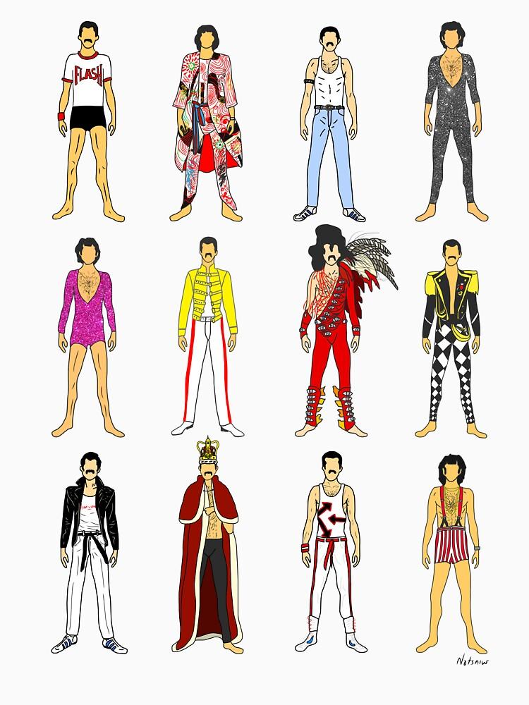 Champions Fashion by notsniwart