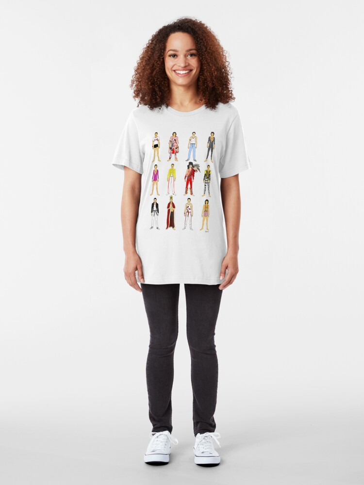Alternate view of Champions Fashion Slim Fit T-Shirt