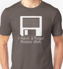 BEST PROMO ME621 I Have A Huge Floppy Disk New Product Unisex T-Shirt