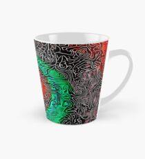 Abstract Golden spiral Tall Mug