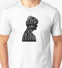 Just the worst cop in britain. Unisex T-Shirt