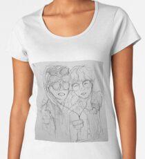 Yoongi and Sunglasses Hoseok  Women's Premium T-Shirt