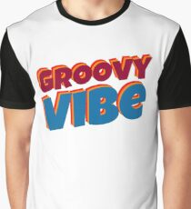 Retro Vintage Funky Funk Happy Cool Colorful T-Shirts Graphic T-Shirt