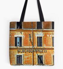 Albergo Abruzzi Tote Bag