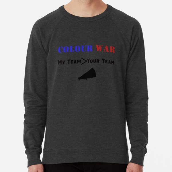 Camp Colour War Lightweight Sweatshirt