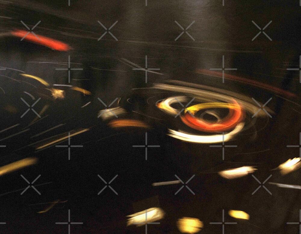 Autumn Whirlpool by Bill Spengler