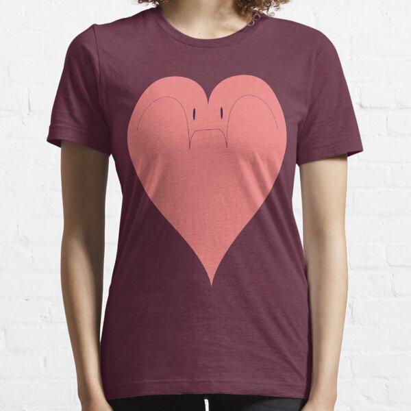 """Ixia's """"Heart Cobra"""" Emblem Essential T-Shirt"""