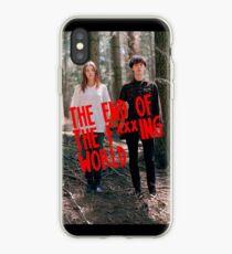 Das Ende der F *** Welt iPhone-Hülle & Cover