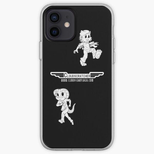 Felix & Ixia Phone Case iPhone Soft Case