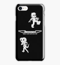 Felix & Ixia Phone Case iPhone Case/Skin
