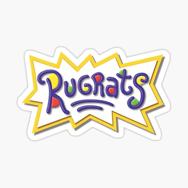 Rugrats 1990s/early 2000s  Sticker