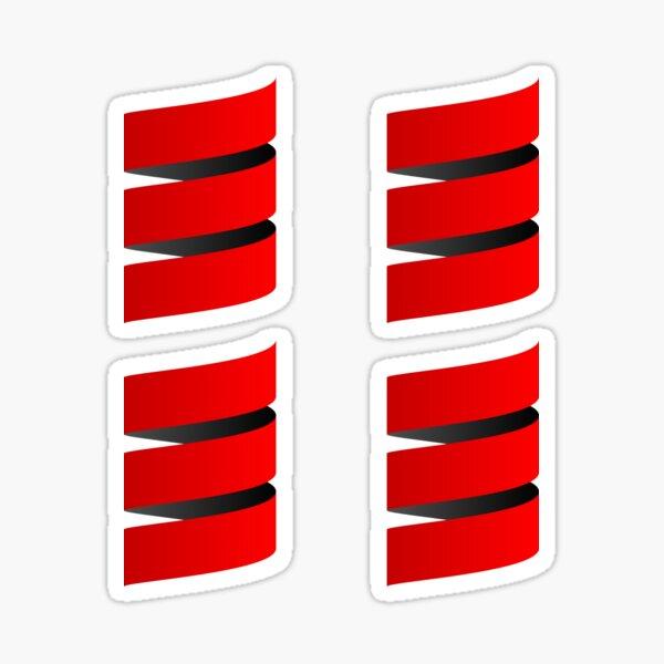 Scala logo x4 Sticker
