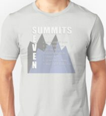 Seven Summits - Taree Unisex T-Shirt
