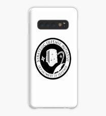 Strategic Defense Initiative Logo  Case/Skin for Samsung Galaxy