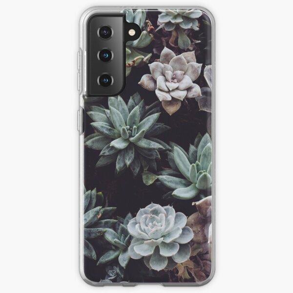 Succulent Plants Samsung Galaxy Soft Case