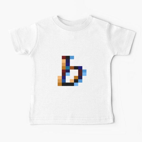 Soft sign in Cyrillic alphabet Baby T-Shirt