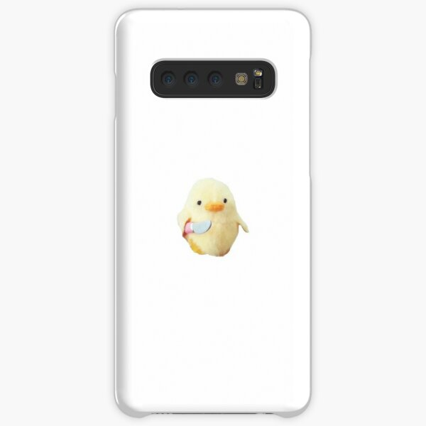 Chicken with a knife meme Samsung Galaxy Snap Case