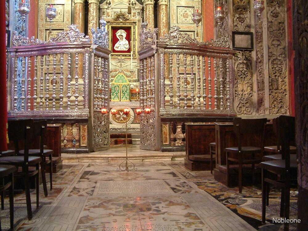 Church Altar by Nobleone