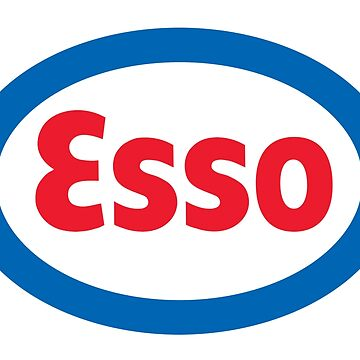 ESSO by thatstickerguy