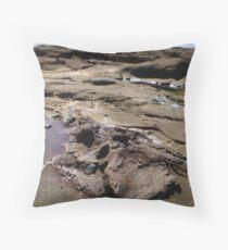 Un-Earthly Throw Pillow
