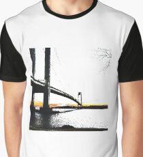 Verrazano Narrows Bridge Graphic T-Shirt