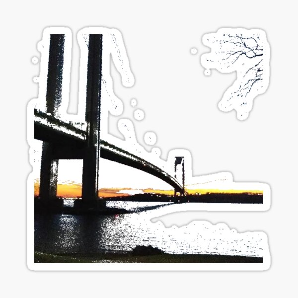 Verrazzano-Narrows Bridge Sticker