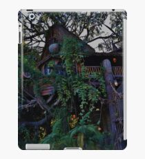 Tarzan's Tree House iPad Case/Skin