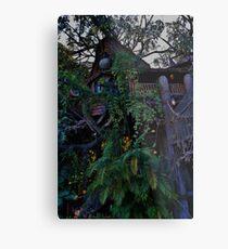 Tarzan's Tree House Metal Print
