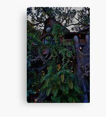 Tarzan's Tree House Canvas Print