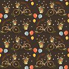 A walk on the bike by Elsbet