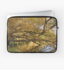 Autumn on my mind Laptop Sleeve