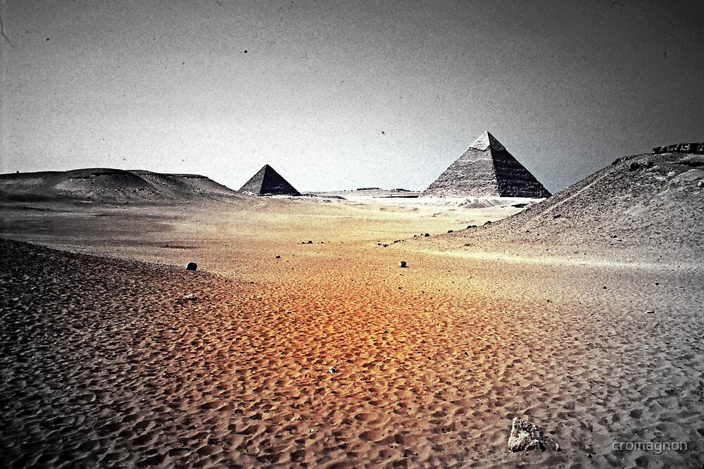 Pyramids by cromagnon